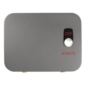 Atmor 27kW 240V Tankless Water Heater Review