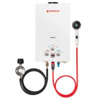 Camplux 16L – Best Outdoor Tankless Gas Water Heater