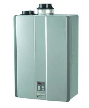 Rinnai RUC98iN gas tankless water heater review