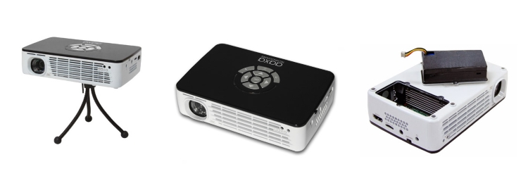 AAXA Technologies KP-600-01 P300 – Best Pico Projector With 1080p