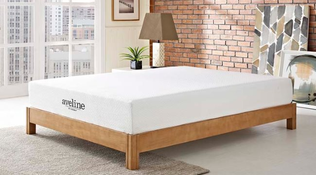 Modway Aveline King Size Mattress Review